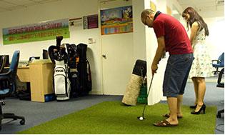 Tap-Golf