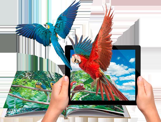 """<p>Một trong những điểm cốt lõi của hệ thống ứng dụng AR đó là độ chân thực của những hình ảnh, dữ liệu số khi được đặt lên trên lớp hình ảnh của môi trường thực. Để làm được như vậy, trước hết phần mềm AR phải bóc tách hình ảnh thu được từ môi trường thực qua quá trình gọi là """"Đăng ký hình ảnh"""" (Image Registration). Quá trình này sử dụng các kỹ thuật liên quan đến thị giác máy tính (Computer vision), thường bao gồm 2 giai đoạn chính là xác định các điểm hấp dẫn (Interest point), dấu chuẩn (Fiducial marker) và luồng quang (Optical flow); sau đó là tái tạo lại hệ tọa độ của môi trường thực từ dữ liệu lấy được ở giai đoạn 1 rồi bắt đầu xử lý đặt các lớp thông tin số trên hình ảnh thực tại.</p>"""