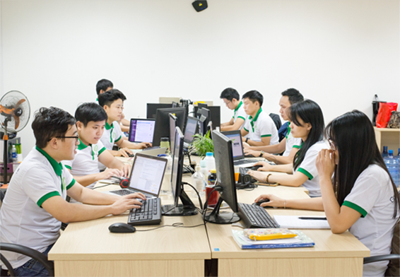 <p>Despite those barriers, recently, CO-WELL has also researched focusing on the development of IoT orientation. Da Nang Branch, with outstanding engineers and elite human resources, is expected to become CO-WELL's IoT Center in the future. We CO-WELL are now working on applications serving Agricultural production, Business Services … and we have priority over market accessibility of the technology.</p>