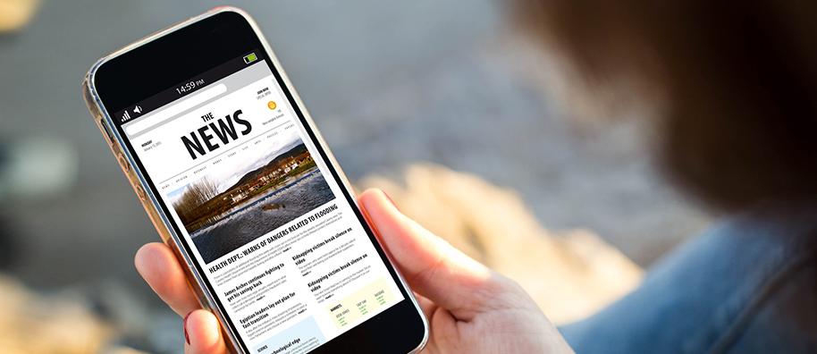 Công ty Cung cấp ứng dụng Đọc báo