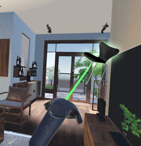 Công cụ VR Virtual House