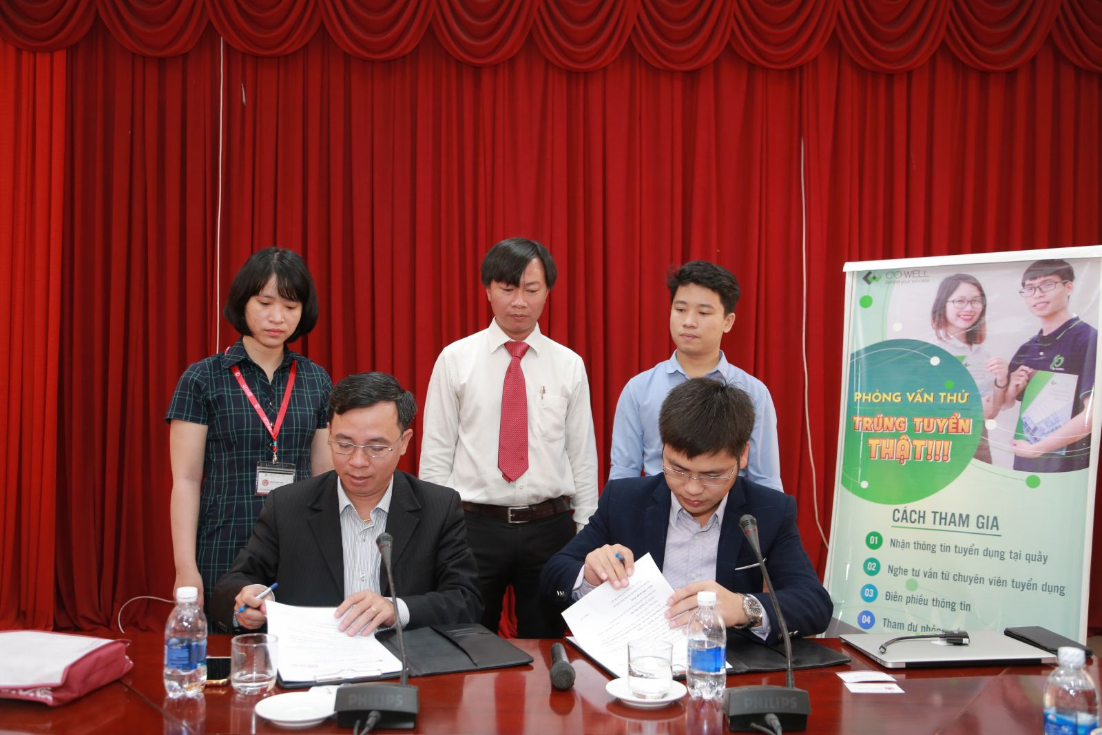 CO-WELL ASIA EXPANDING COOPERATION WITH UNIVERSITIES THROUGHOUT THE COUNTRY