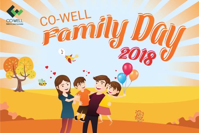 TƯNG BỪNG ĐÓN HÈ CÙNG CO-WELL FAMILY DAY 2018
