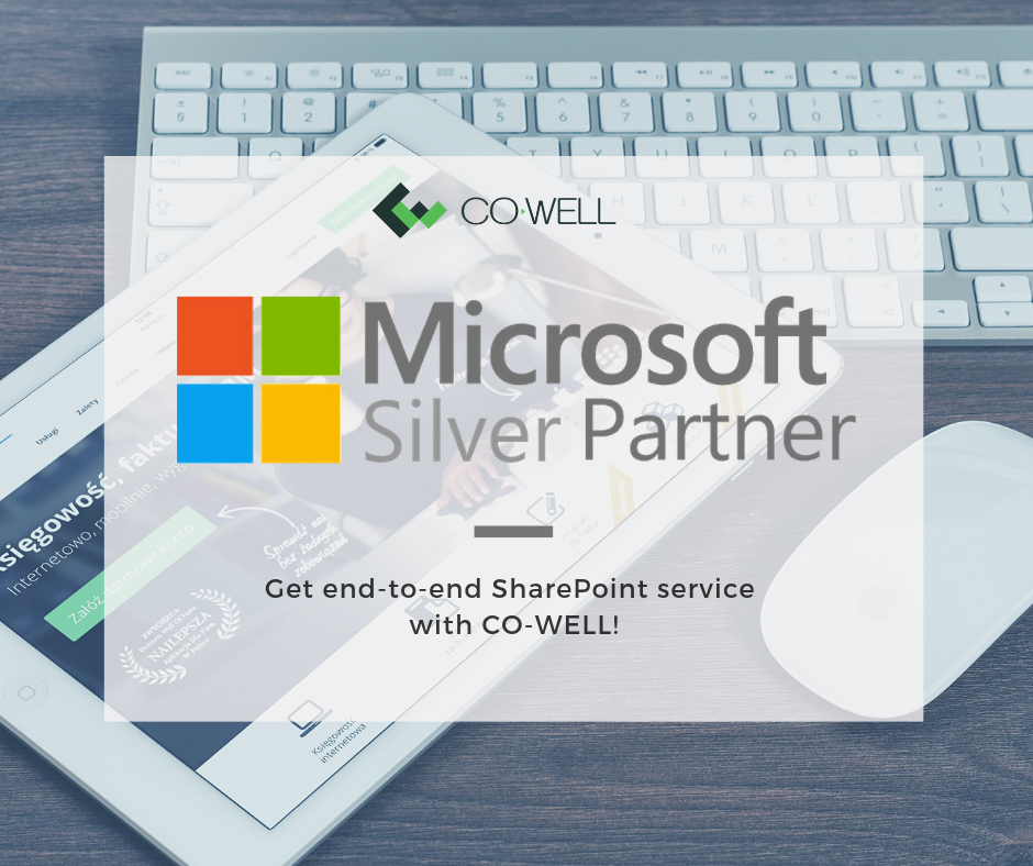 MICROSOFT SILVER PARTNER RECOGNITION – OUR PROMISE FOR HIGH-QUALITY SERVICE