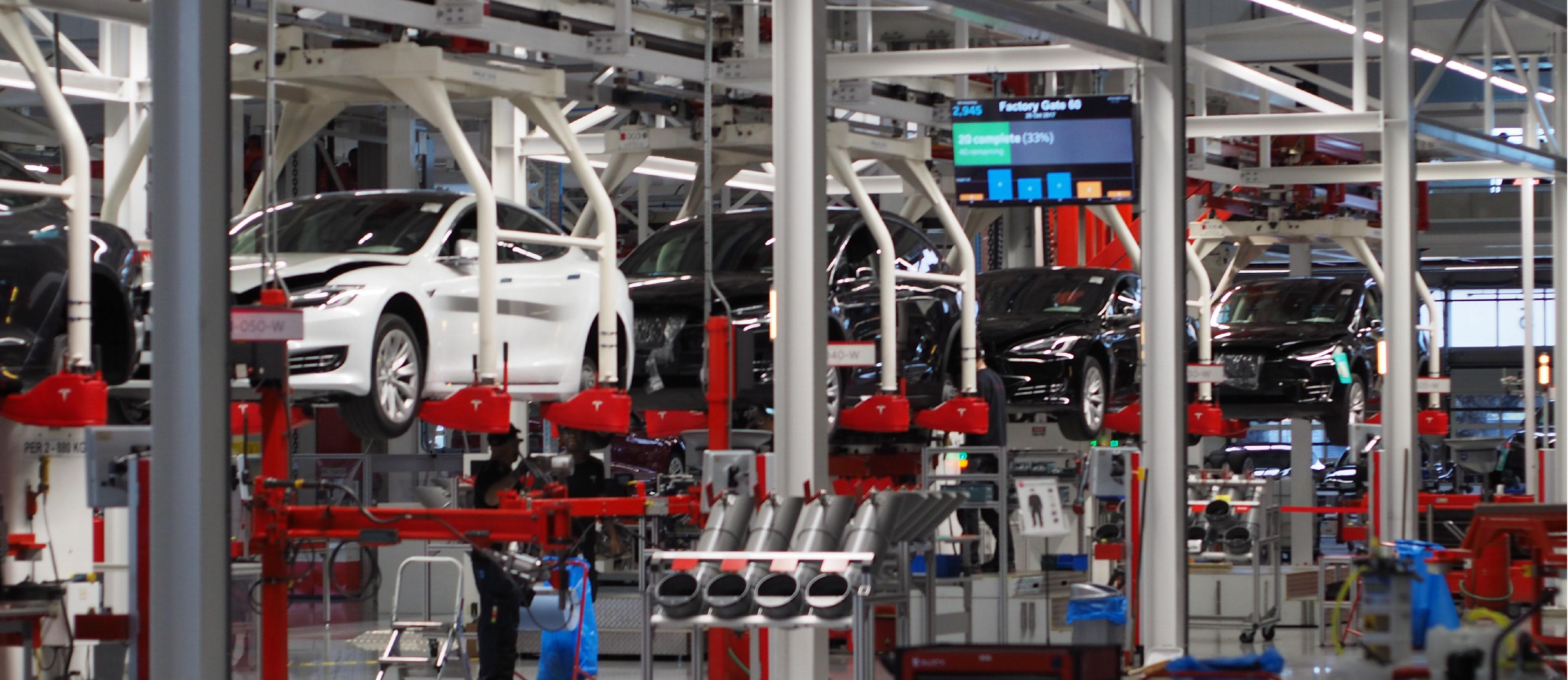 Công ty Sản xuất Ô tô