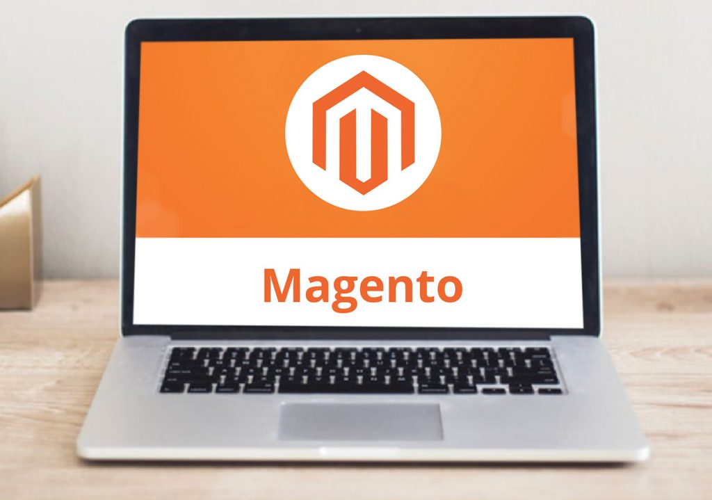 Magento e-commerce services