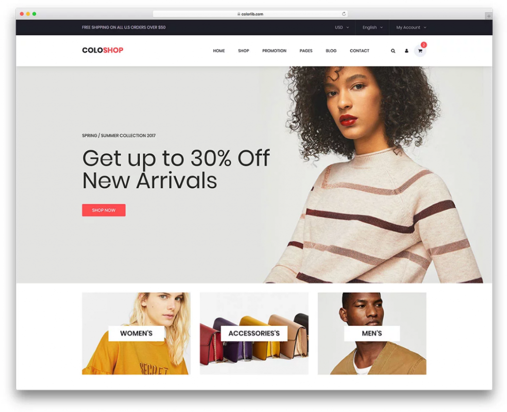 A good eCommerce Website can change the game