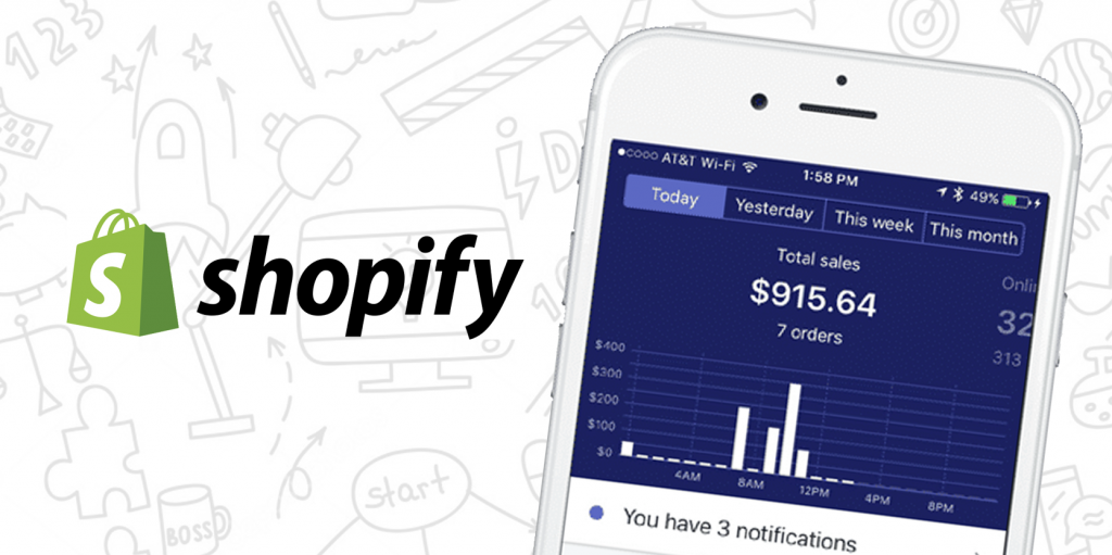 top shopify stores