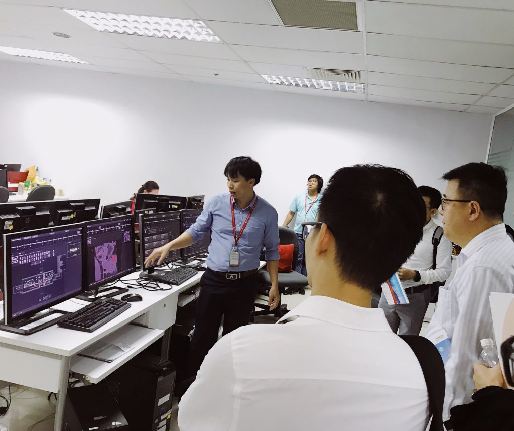 Experiencing Quang Trung Software City