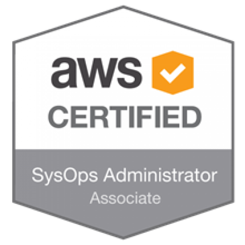 AWS Certified SysOps Administrator–Associate