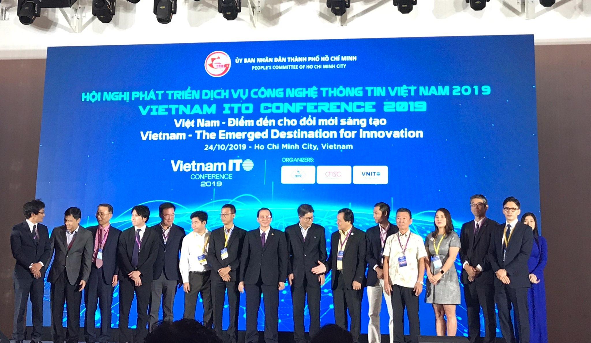 CO-WELL Asia gặp gỡ các doanh nghiệp quốc tế, mở rộng hợp tác và phát triển tại VNITO 2019