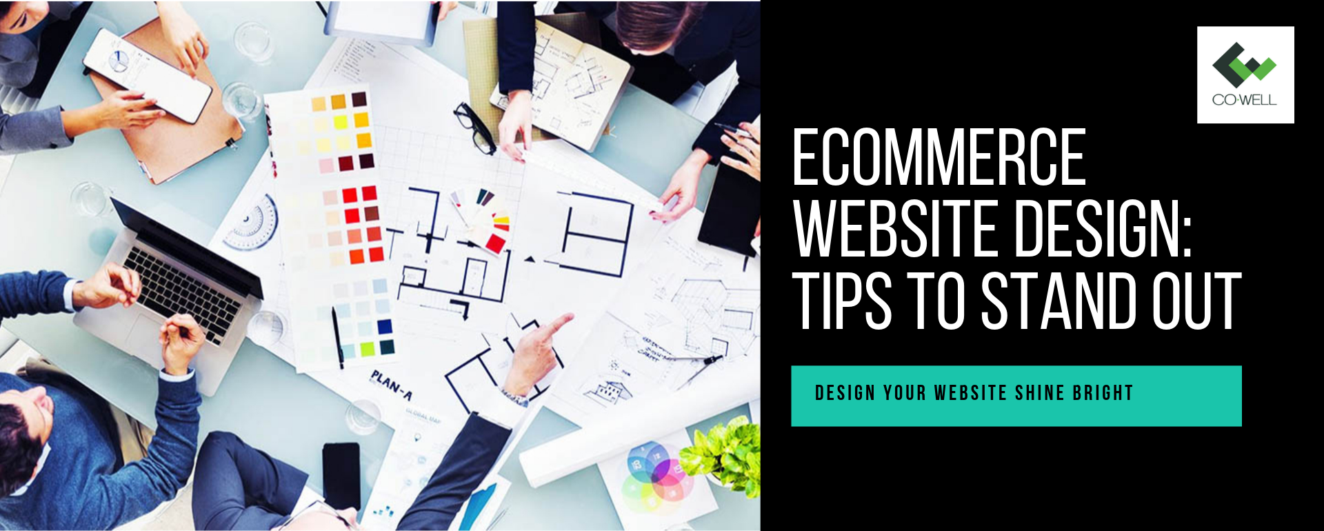 ECOMMERCE WEBSITE DESIGN: TIPS TO STAND OUT