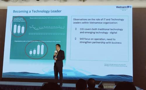 Phần II: Khảo sát toàn cầu của CIO_ Quan điểm dần thay đổi_Ông Will Nguyen, Đối tác, Trưởng phòng tư vấn CNTT, Giám đốc đổi mới, KPMG