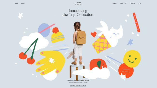 Leader Bag Co - Ecommerce Website Design