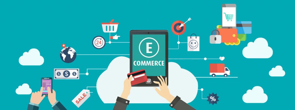 e-commerce website features