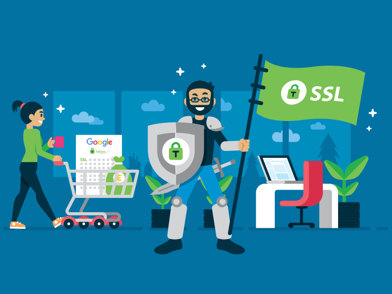 WHY SHOULD EVERY ECOMMERCE WEBSITE HAVE AN SSL CERTIFICATE?