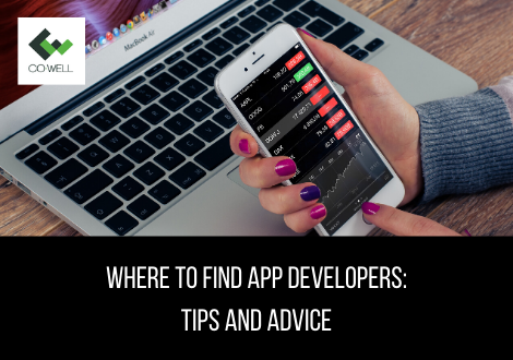 WHERE TO FIND APP DEVELOPERS: TIPS AND ADVICE