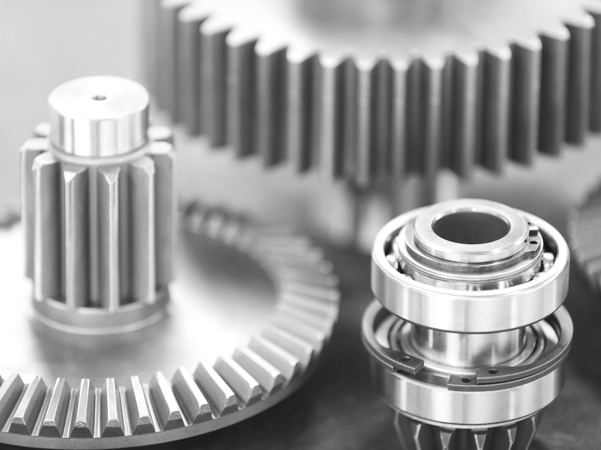 Manufacturing & selling gears company
