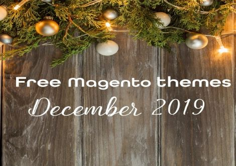 FREE MAGENTO THEMES FOR DECEMBER 2019