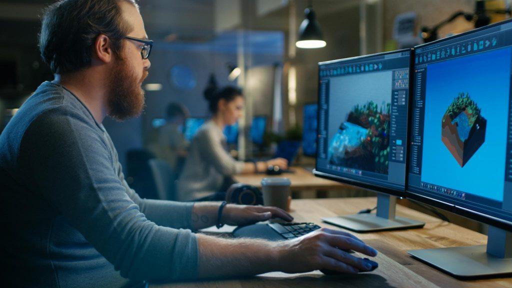Công ty Sản xuất game