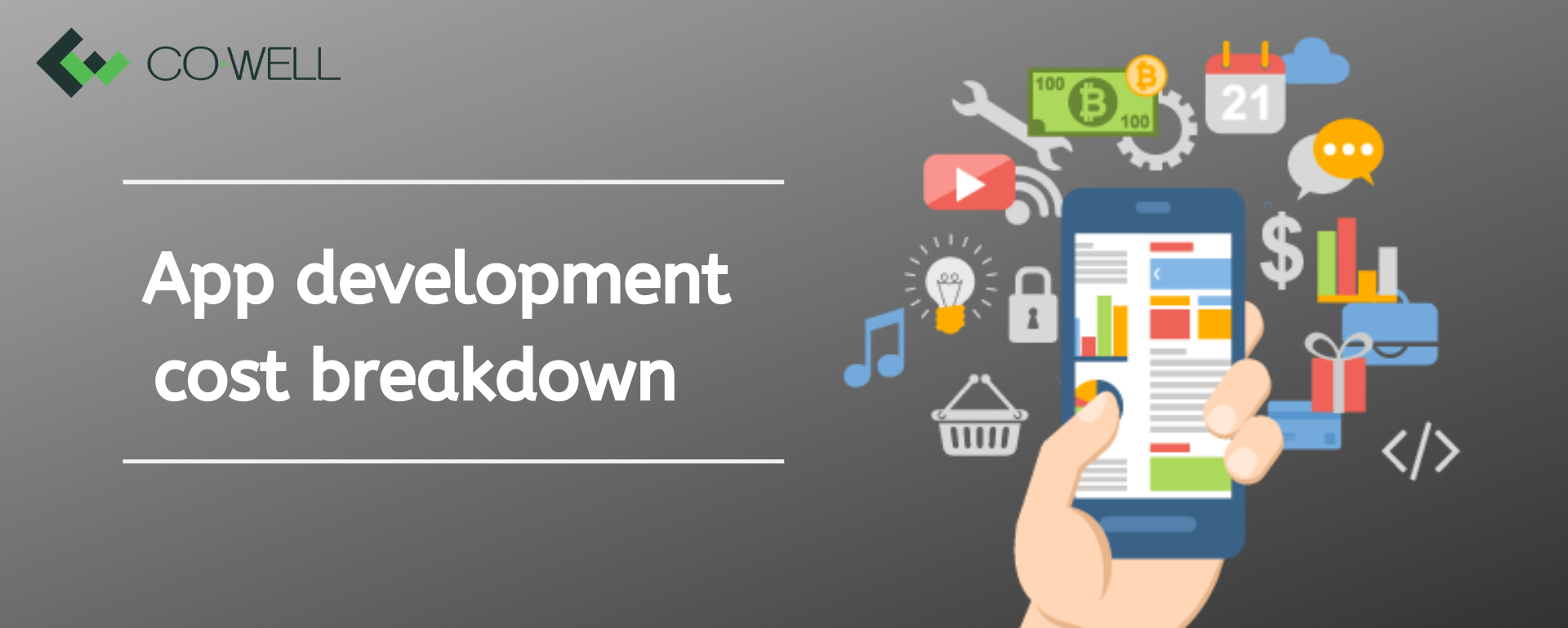 App development cost breakdown 3