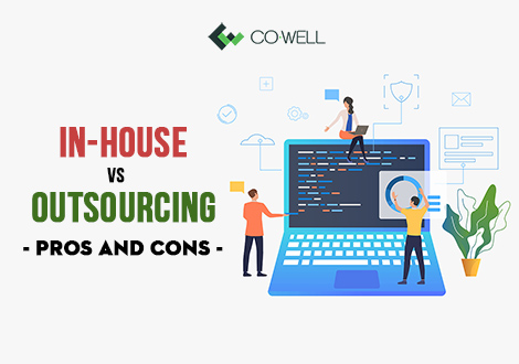 IN-HOUSE VS OUTSOURCING: PROS & CONS