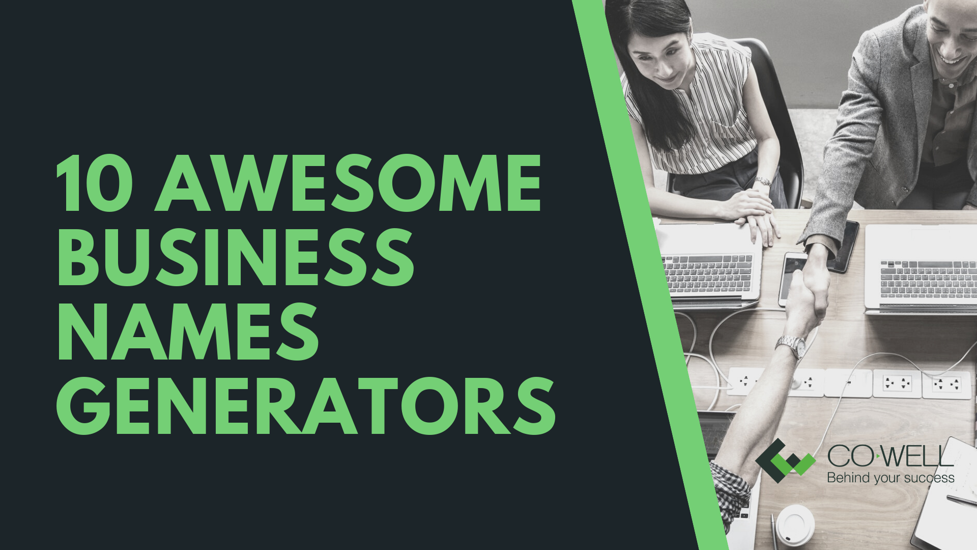 10 AWESOME BUSINESS NAMES GENERATOR