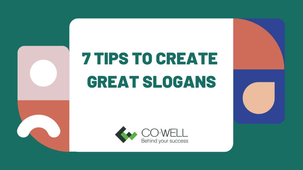 7 tips to create great slogans