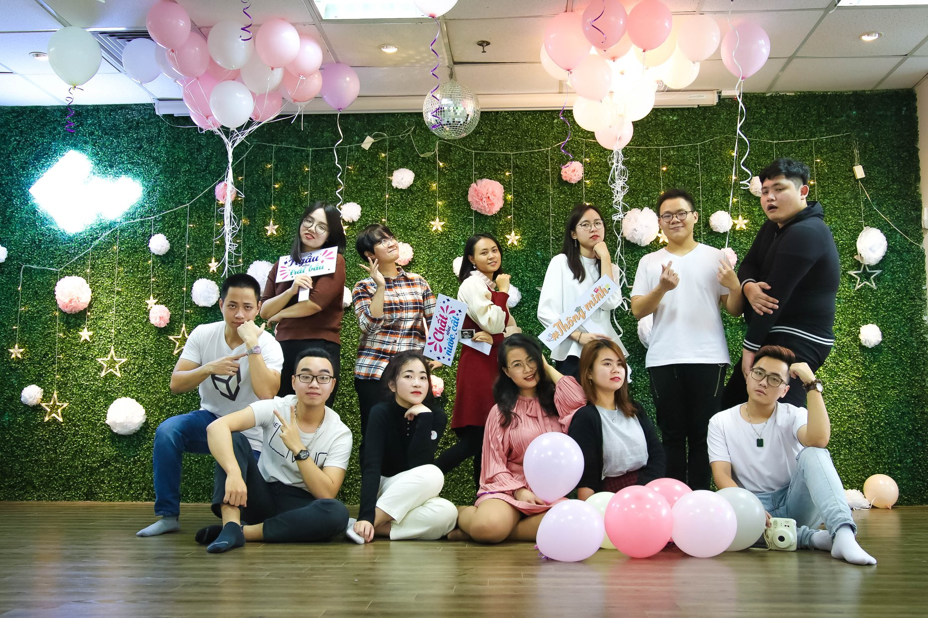 [LIFE@CO-WELL] HAPPY WOMEN'S DAY (8-3): BE A LADY