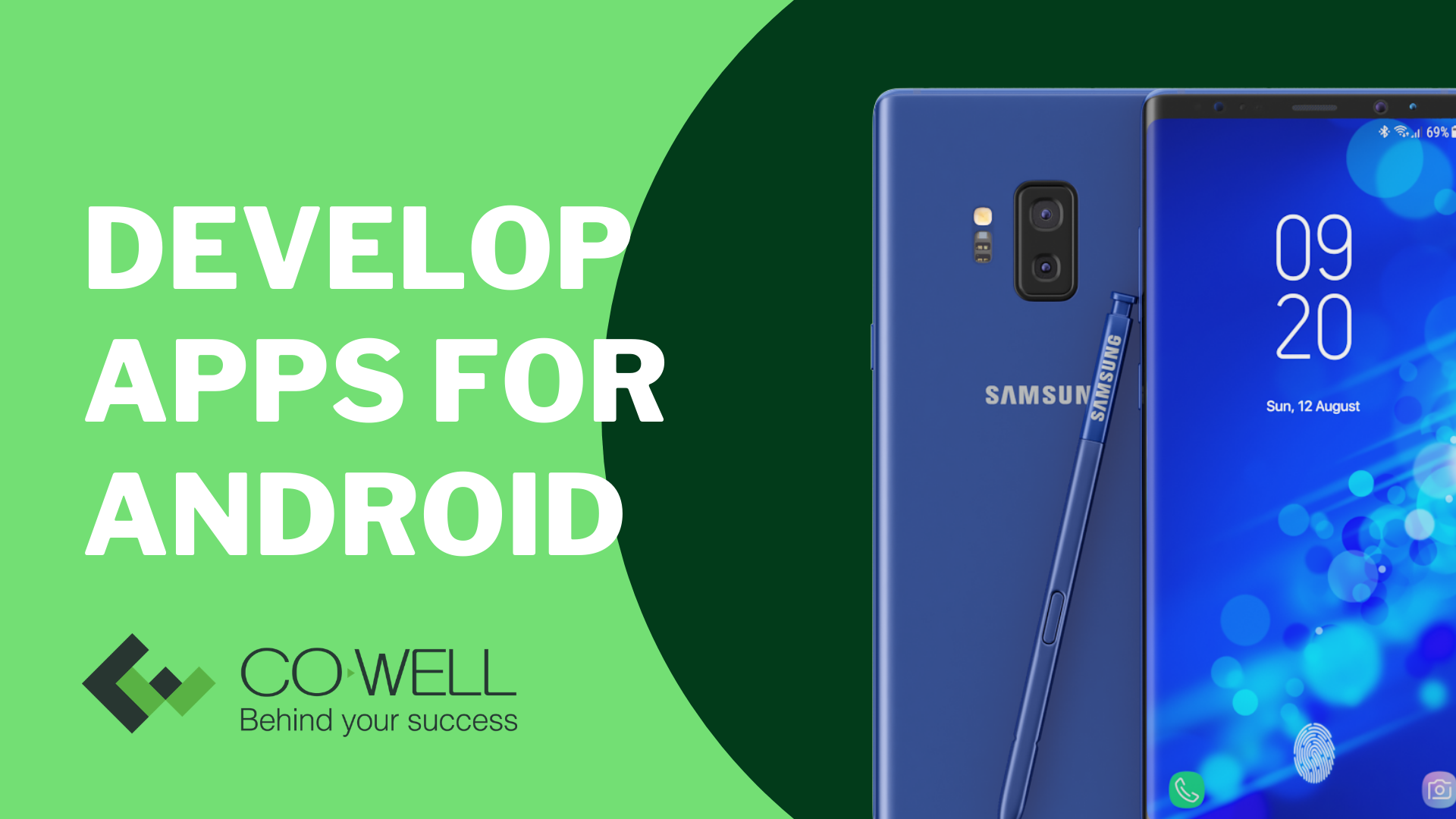 HOW TO DEVELOP APPS FOR ANDROID