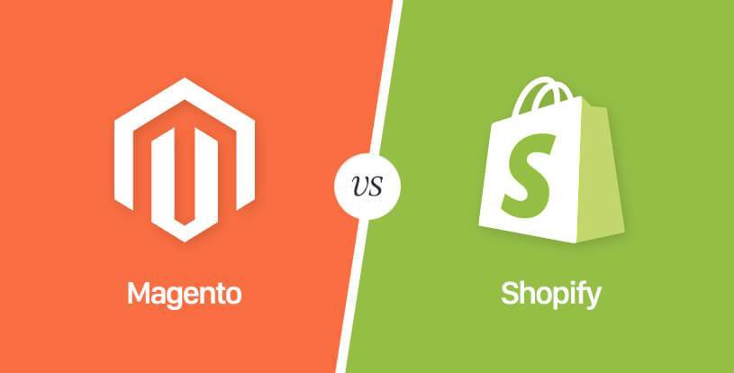 Magento vs Shopify-what are the differences?