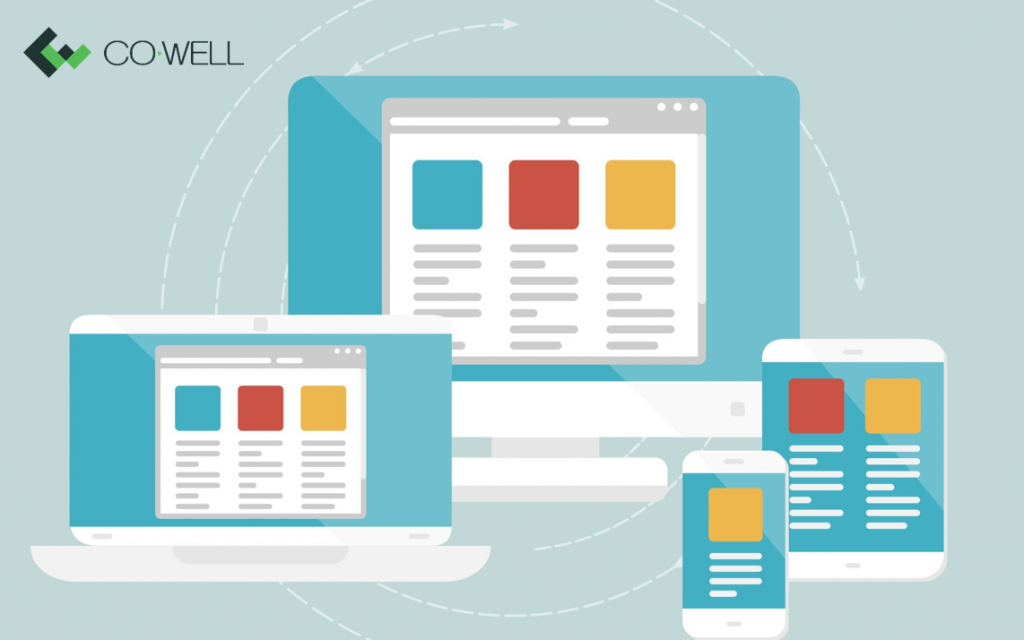 Responsive Magento theme sugessted by CO-WELL Asia