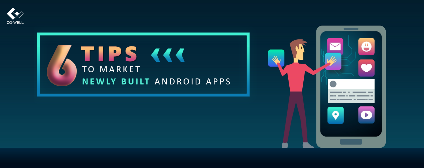 tips to market android app