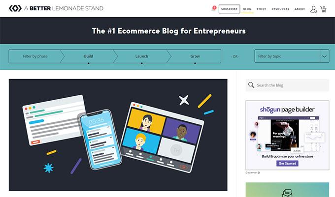 blog-e-commerce