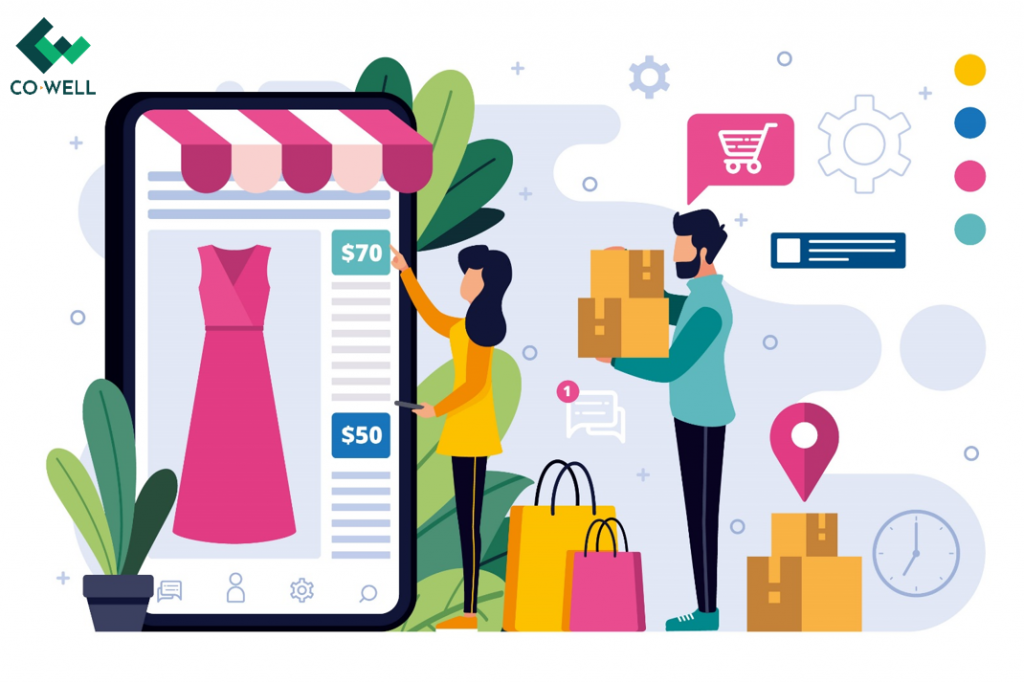 CO-WELL Asia e-commerce service provider