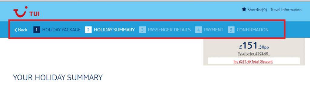 UX cho website đặt vé máy bay