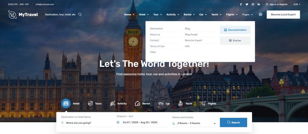 [Image: MyTravel-website-template-1024x445.jpg]