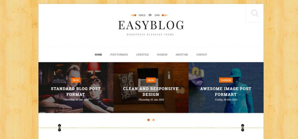 000449 Responsive HTML Joomla and WordPress Theme Simple Theme for Basic and Quick Websites
