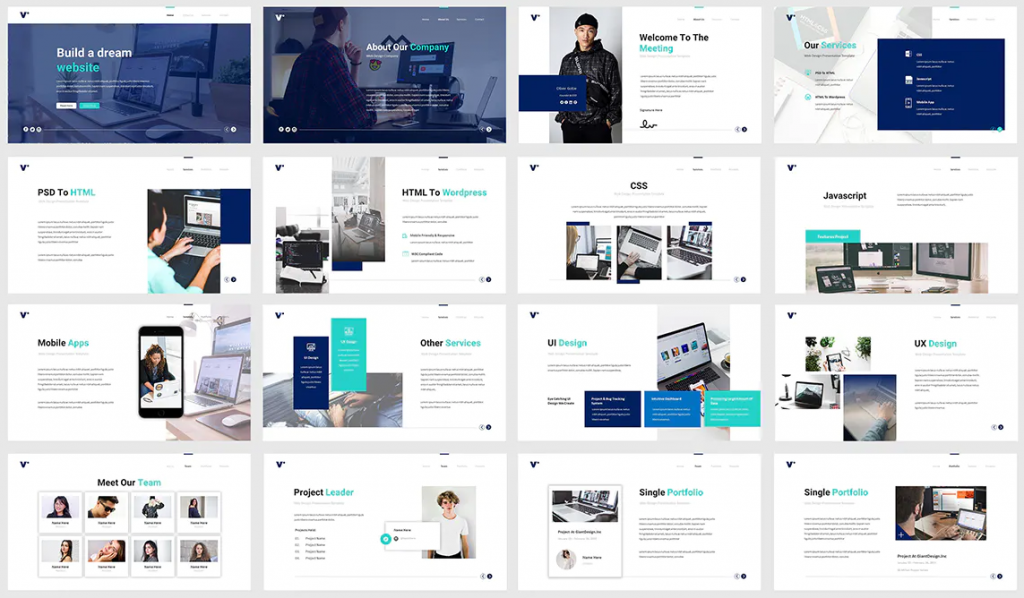 xây dựng content cho website salon