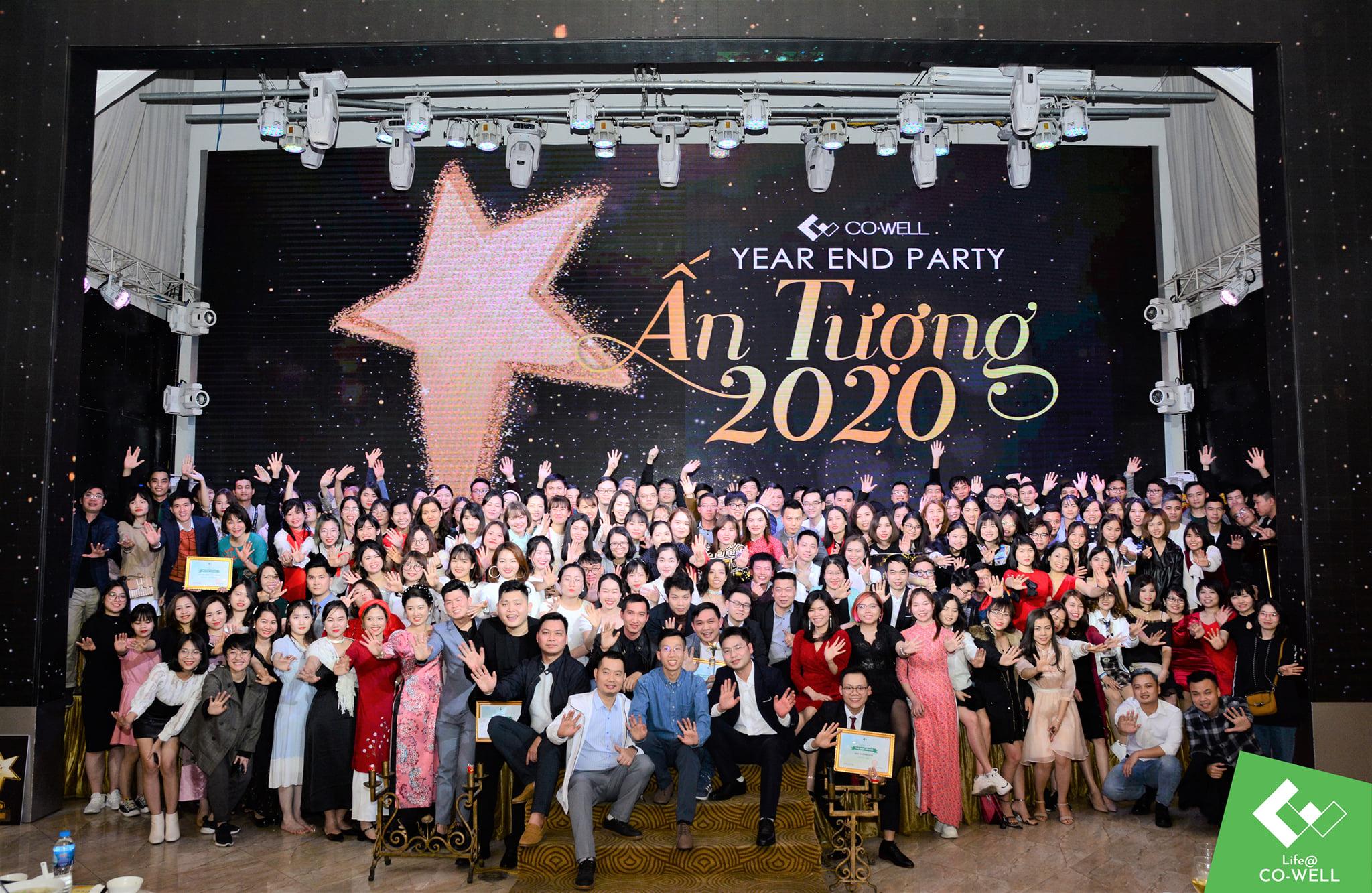 CO-WELL ASIA BÙNG NỔ CÙNG YEP – ẤN TƯỢNG 2020