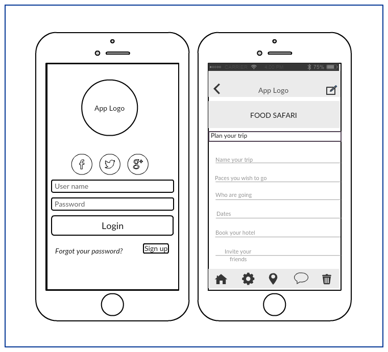 Xây dựng mobile app